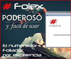 Numerador Folex